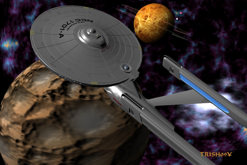 To Boldly Go Where....