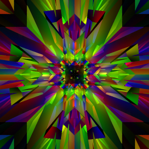 Kaleidoscopica Version 4 Animation 1