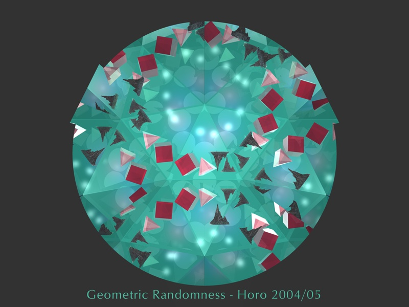 Geometric Randomness