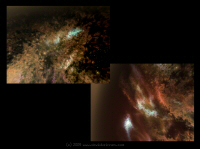 Examples of nebula textures