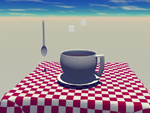 Tea Cup Animation