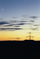 Sunset and Pylons2
