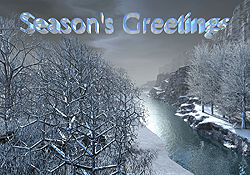 Season's Greetings 2020