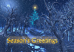 Season's Greetings 2015