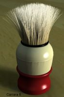 Shaving brush comparison 2