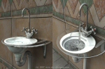 Small sink(s) in Carrara 5 pro