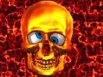 Fire Skull (alive and well......just alive)
