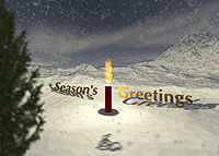 Season's Greetings 2010