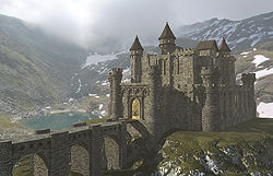 Alpine Castle