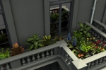 Balcony of a Botanist, I hope!