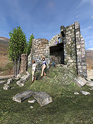 Visiting the Ruin
