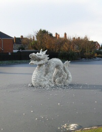Stanford ice dragon