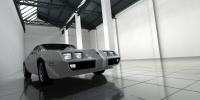 Trans Am in an exhibition space