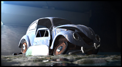 Neglected Beetle.
