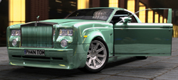 Rolls Phantom Coupe.