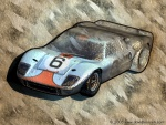 GT40 Cave Painting